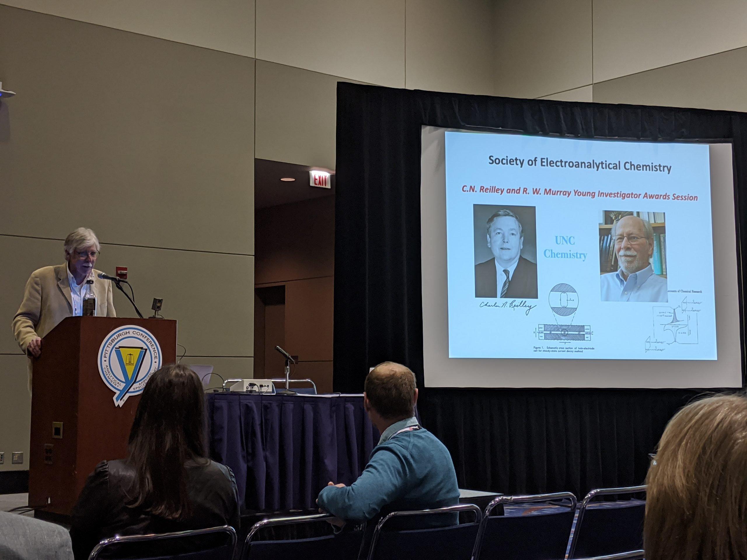 SEAC Award Symposium at Pittcon 2020 (Chicago, IL) – 10