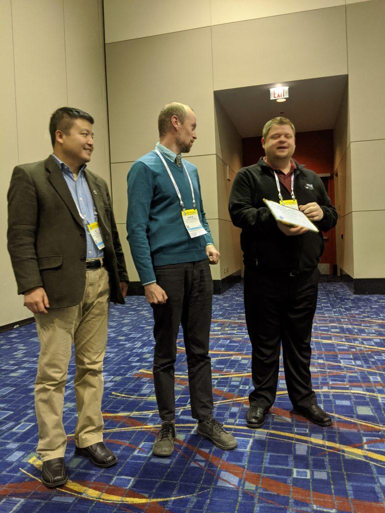 SEAC Award Symposium at Pittcon 2020 (Chicago, IL) - 8