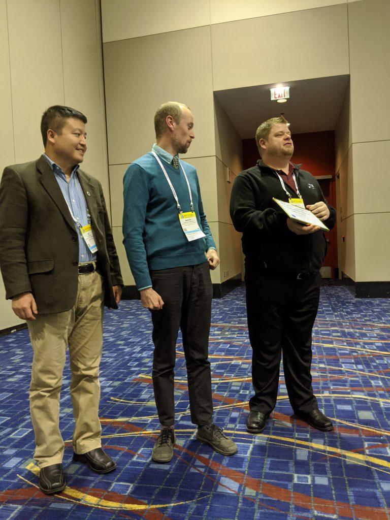 SEAC Award Symposium at Pittcon 2020 (Chicago, IL) - 7