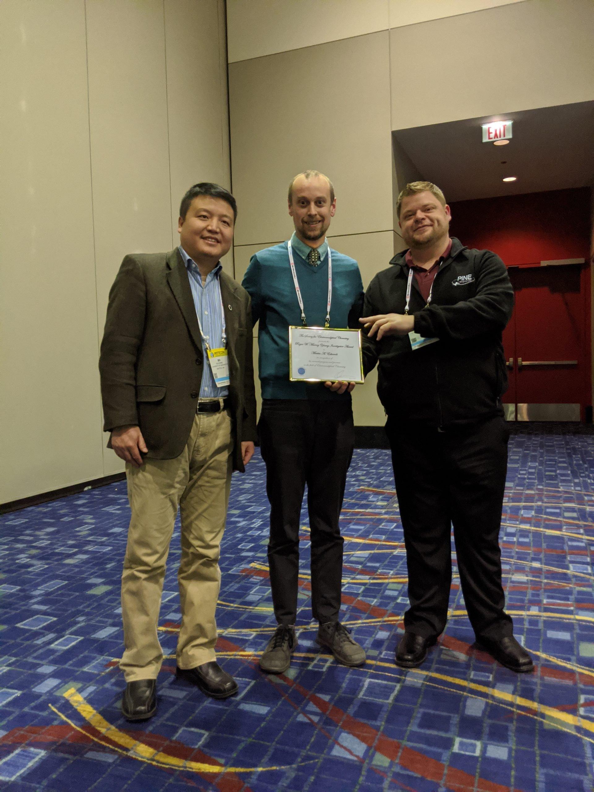 SEAC Award Symposium at Pittcon 2020 (Chicago, IL) – 5