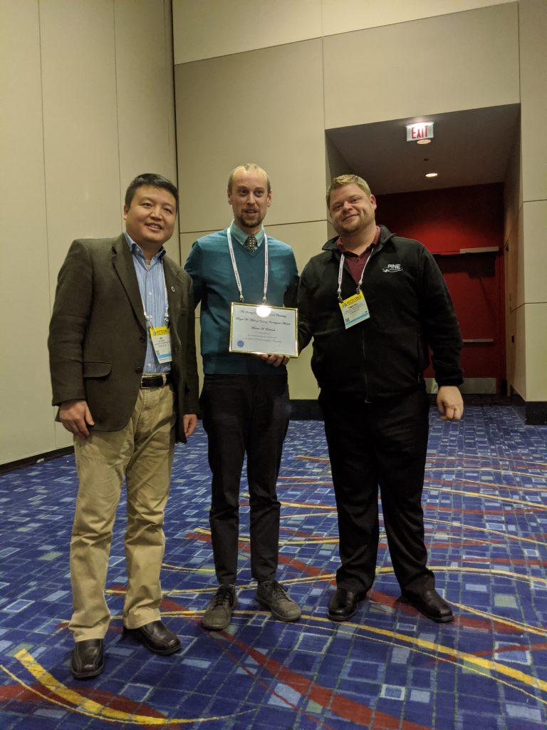 SEAC Award Symposium at Pittcon 2020 (Chicago, IL) - 4