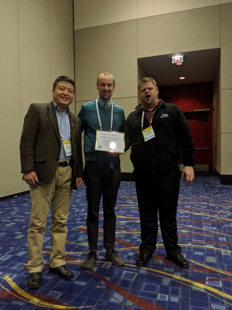 SEAC Award Symposium at Pittcon 2020 (Chicago, IL) - 3