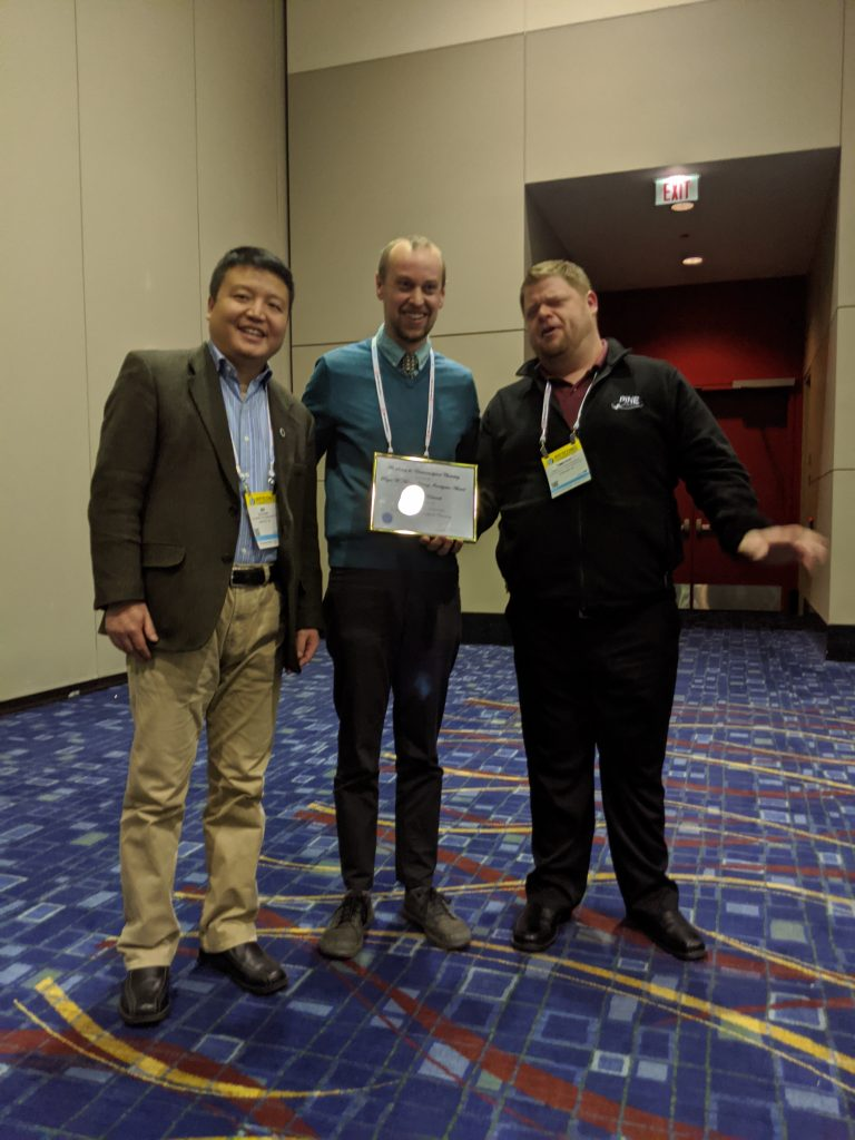 SEAC Award Symposium at Pittcon 2020 (Chicago, IL) - 2