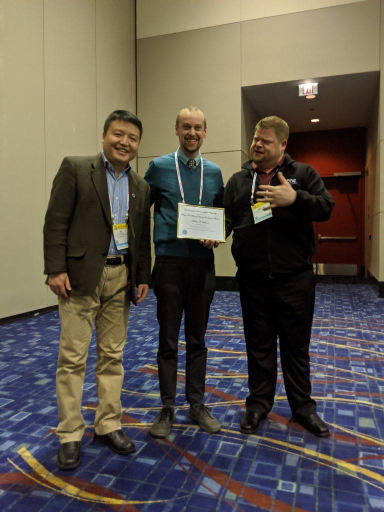 SEAC Award Symposium at Pittcon 2020 (Chicago, IL) - 1