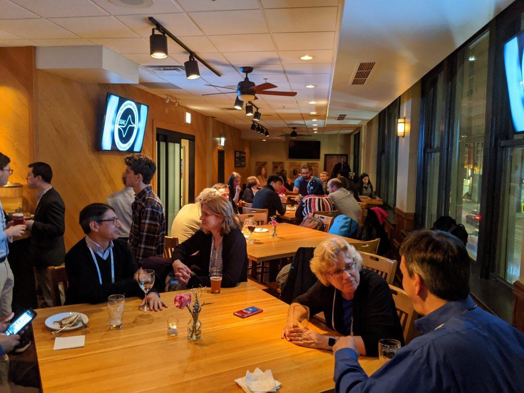 SEAC Reception 2020 at Pittcon (Chicago, IL) - 38