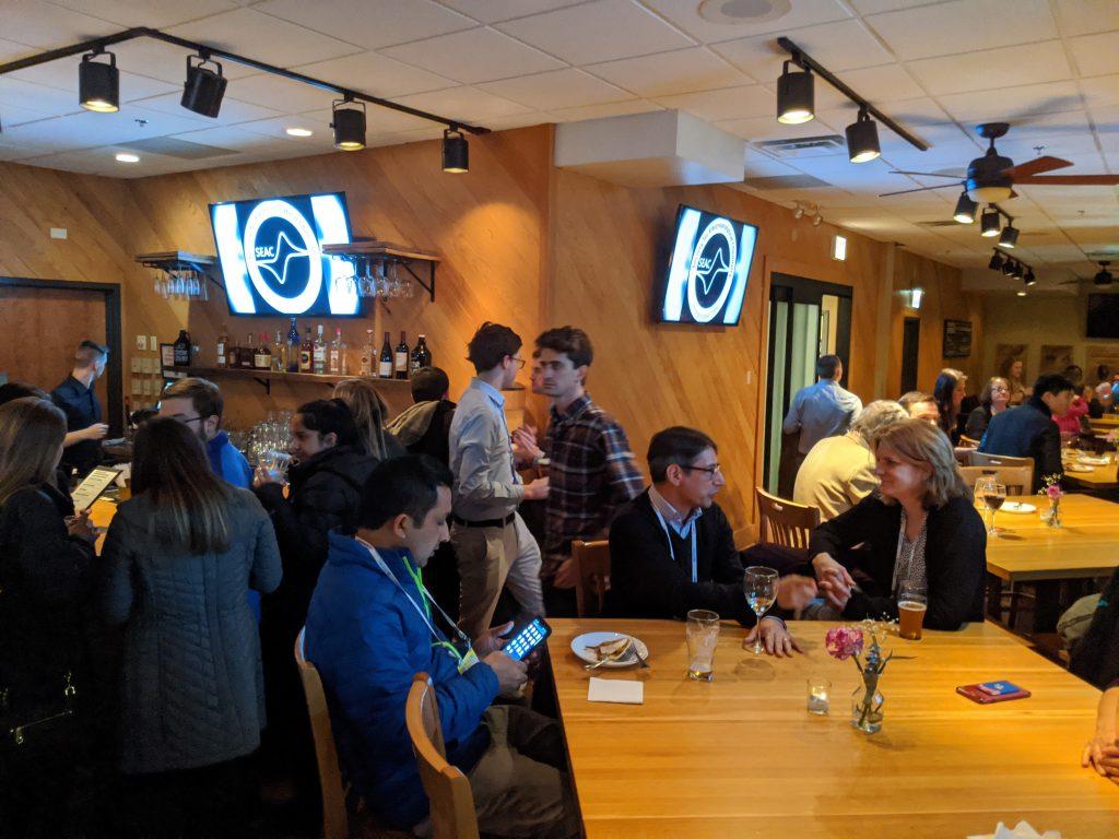 SEAC Reception 2020 at Pittcon (Chicago, IL) - 37
