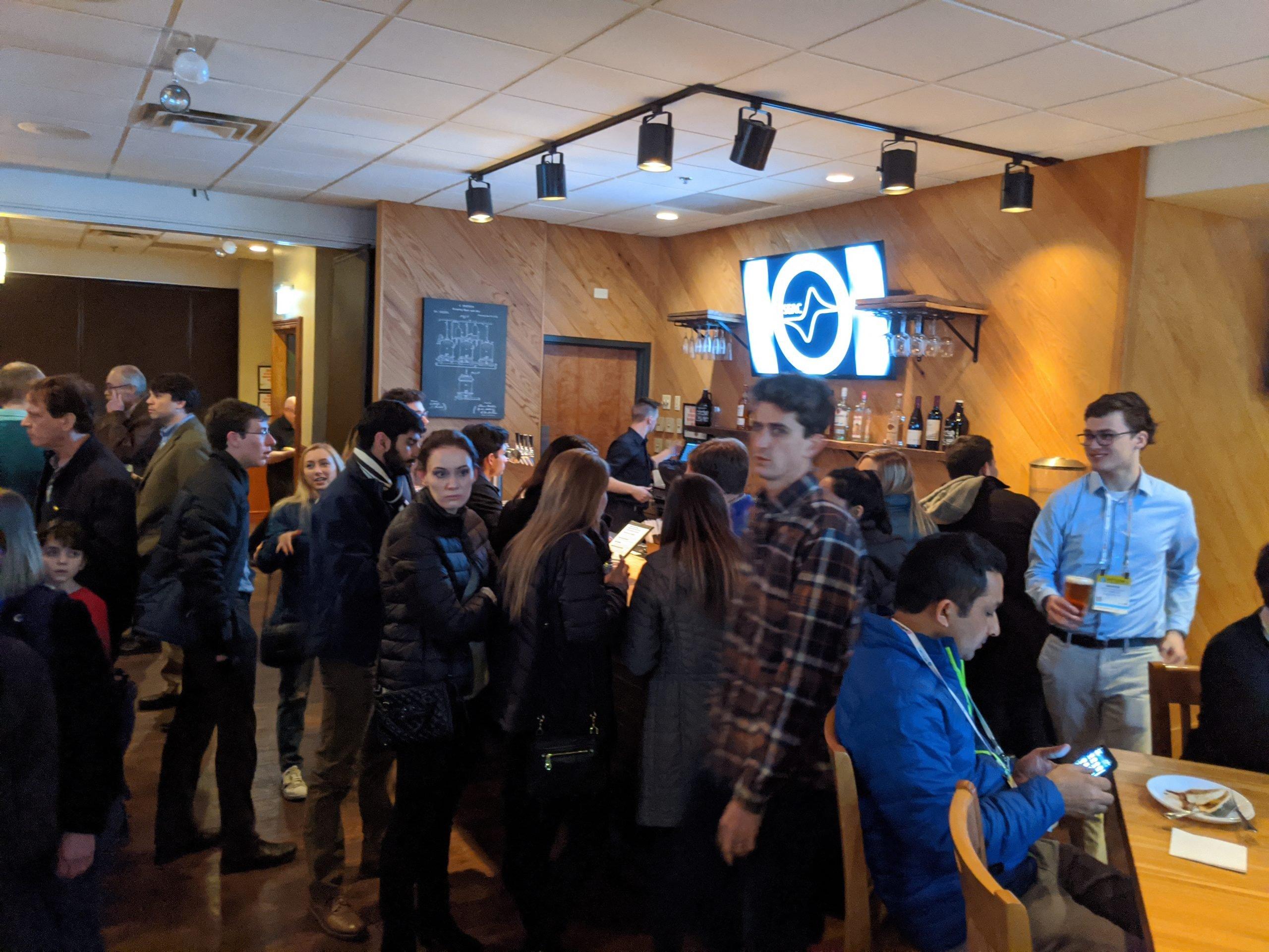 SEAC Reception 2020 at Pittcon (Chicago, IL) – 36