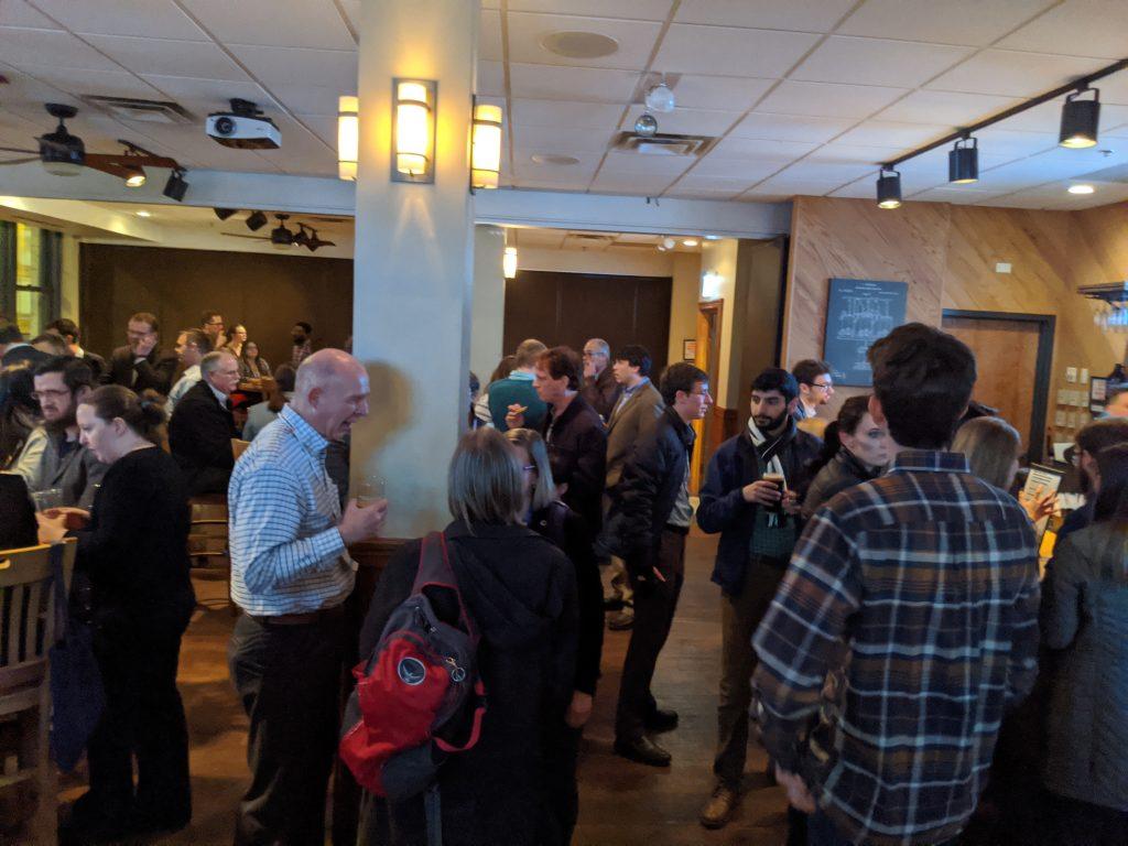 SEAC Reception 2020 at Pittcon (Chicago, IL) - 35