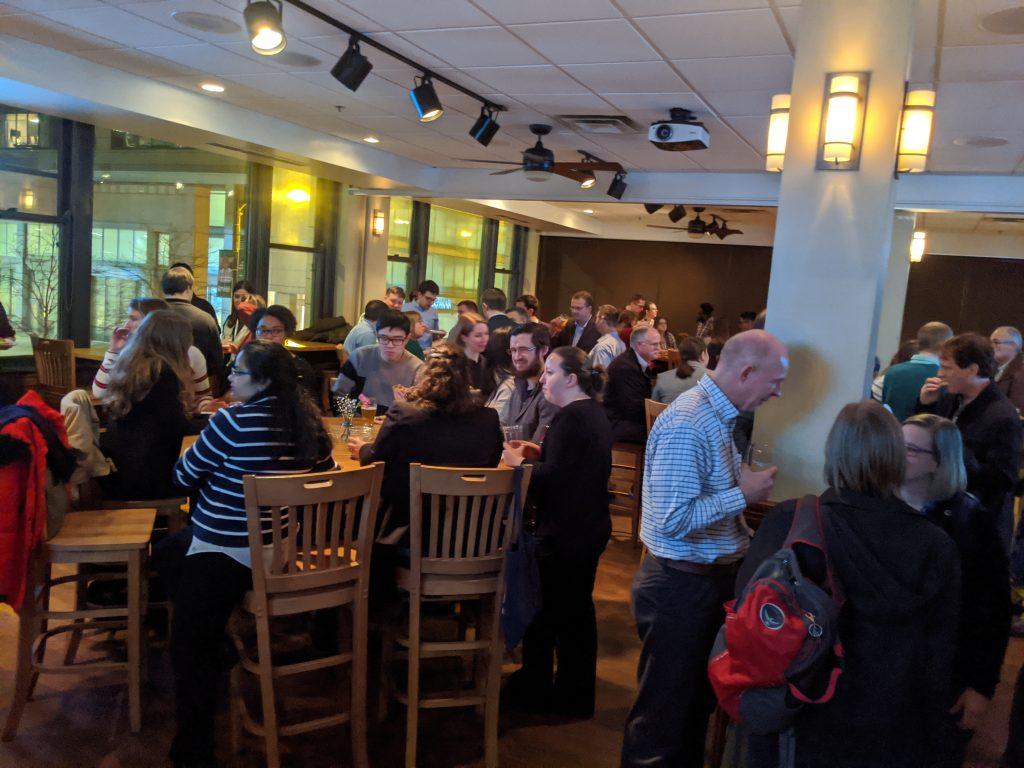 SEAC Reception 2020 at Pittcon (Chicago, IL) - 34