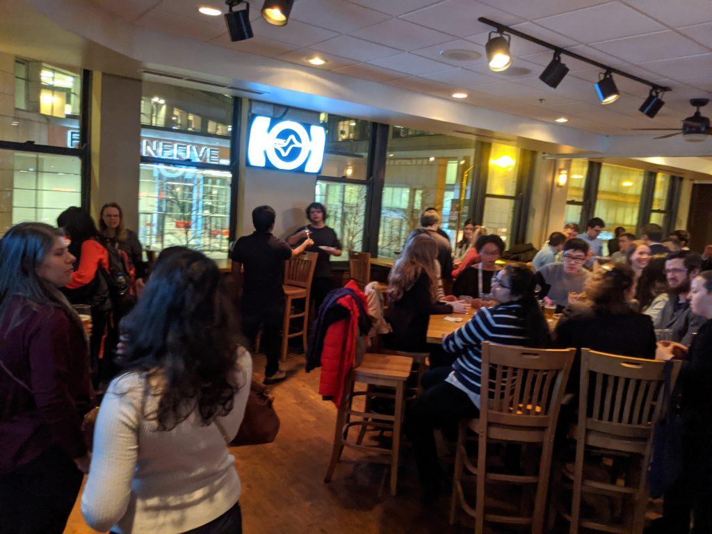 SEAC Reception 2020 at Pittcon (Chicago, IL) - 33