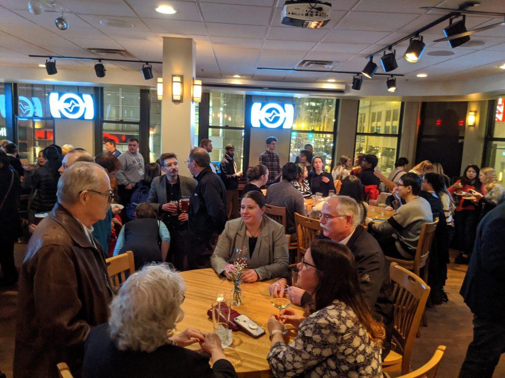 SEAC Reception 2020 at Pittcon (Chicago, IL) - 31