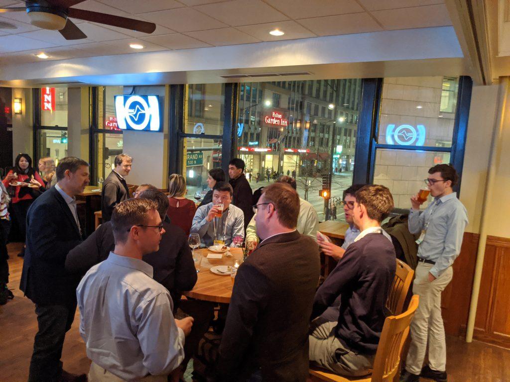 SEAC Reception 2020 at Pittcon (Chicago, IL) - 30