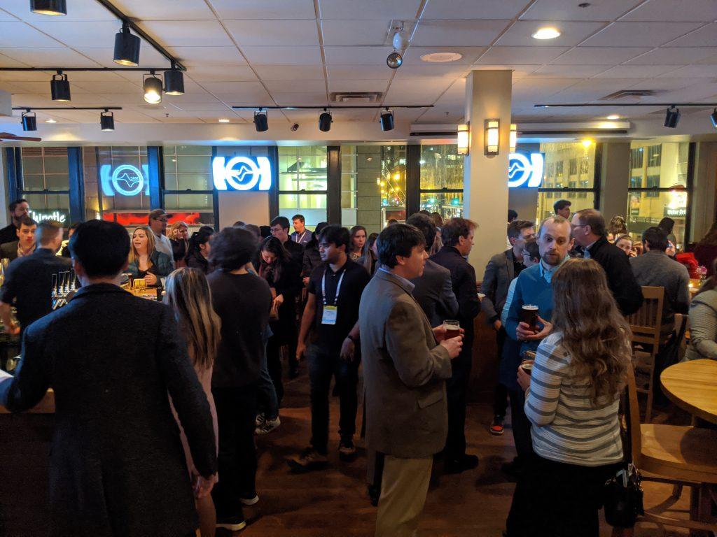 SEAC Reception 2020 at Pittcon (Chicago, IL) - 28