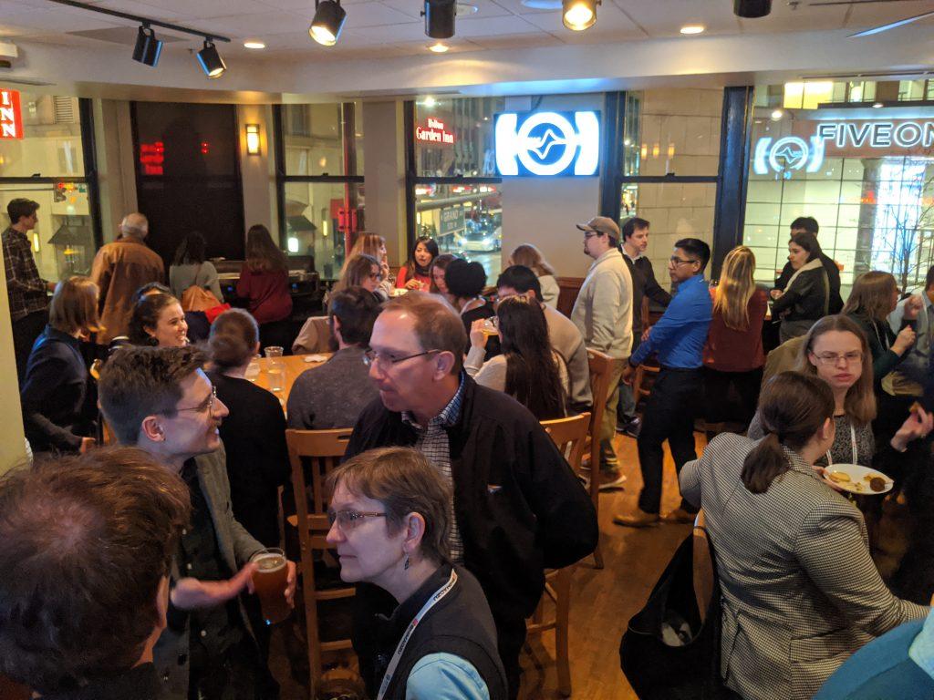 SEAC Reception 2020 at Pittcon (Chicago, IL) - 27