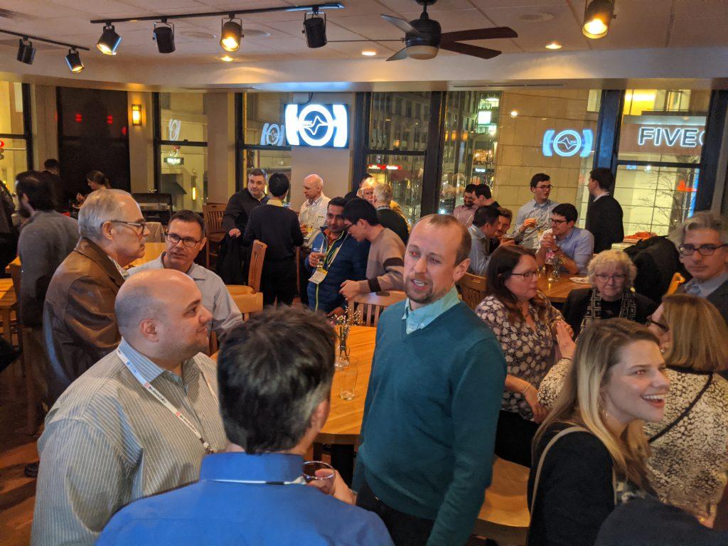 SEAC Reception 2020 at Pittcon (Chicago, IL) - 22