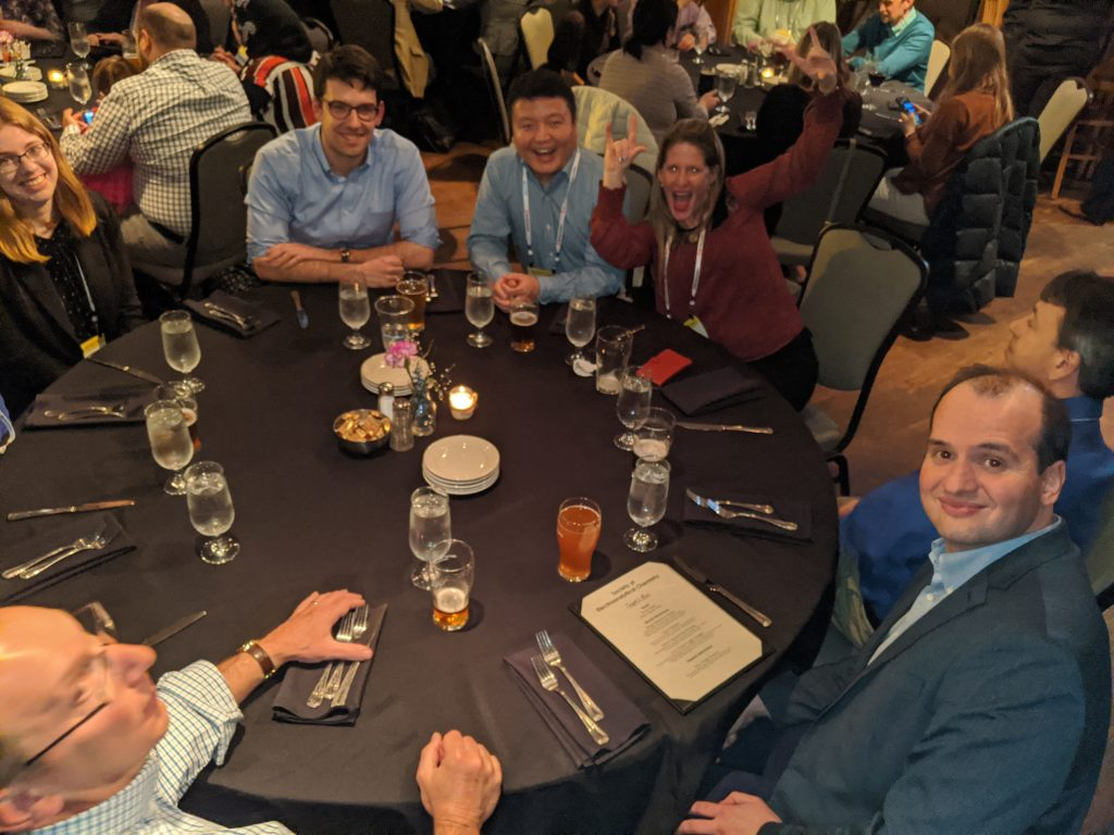 SEAC Reception 2020 at Pittcon (Chicago, IL) - 18