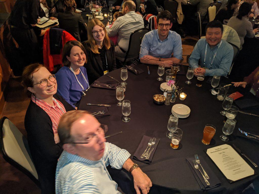 SEAC Reception 2020 at Pittcon (Chicago, IL) - 17