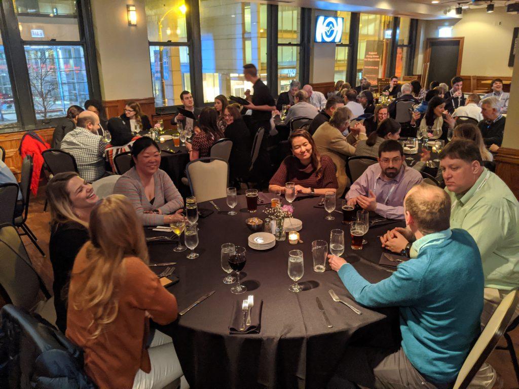SEAC Reception 2020 at Pittcon (Chicago, IL) - 15