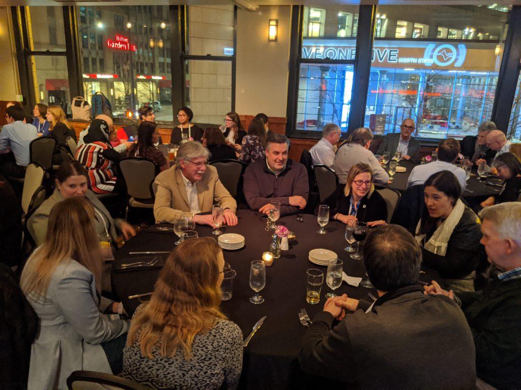 SEAC Reception 2020 at Pittcon (Chicago, IL) - 14