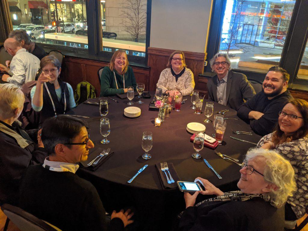 SEAC Reception 2020 at Pittcon (Chicago, IL) - 12