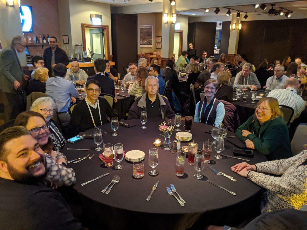 SEAC Reception 2020 at Pittcon (Chicago, IL) - 11