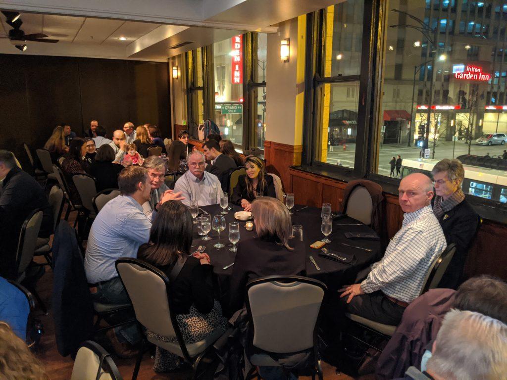 SEAC Reception 2020 at Pittcon (Chicago, IL) - 9