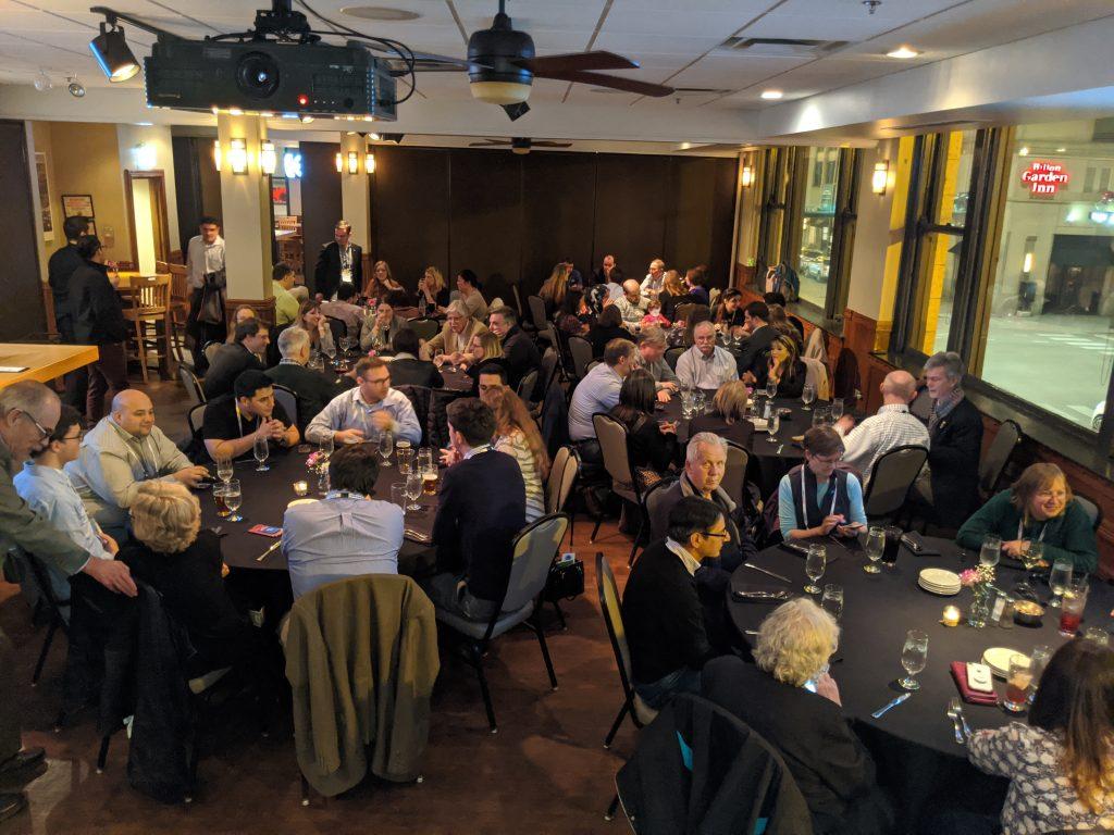 SEAC Reception 2020 at Pittcon (Chicago, IL) - 8