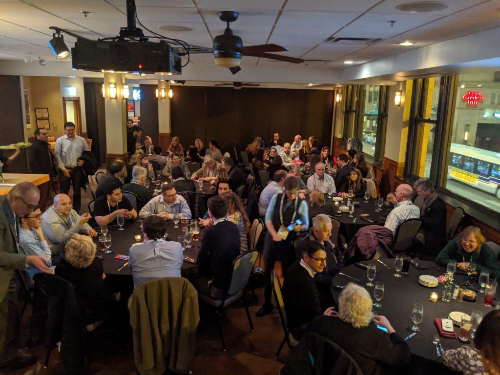 SEAC Reception 2020 at Pittcon (Chicago, IL) - 7