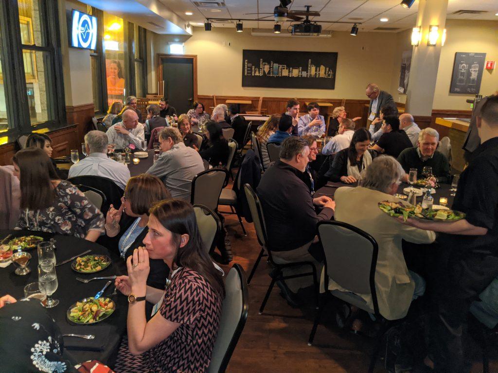 SEAC Reception 2020 at Pittcon (Chicago, IL) - 6