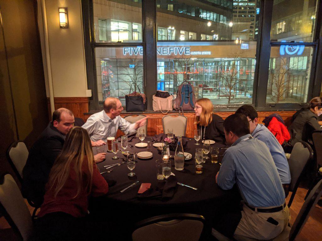 SEAC Reception 2020 at Pittcon (Chicago, IL) - 5