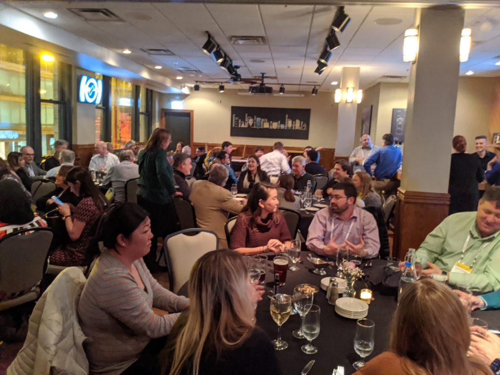 SEAC Reception 2020 at Pittcon (Chicago, IL) - 3
