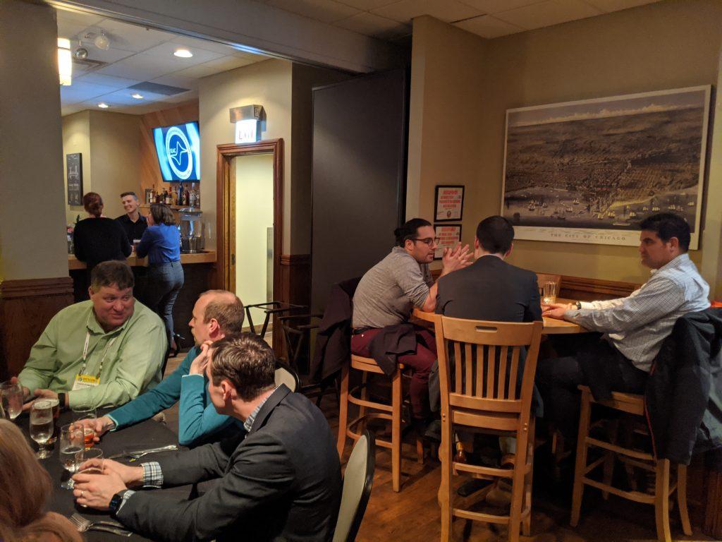 SEAC Reception 2020 at Pittcon (Chicago, IL) - 2