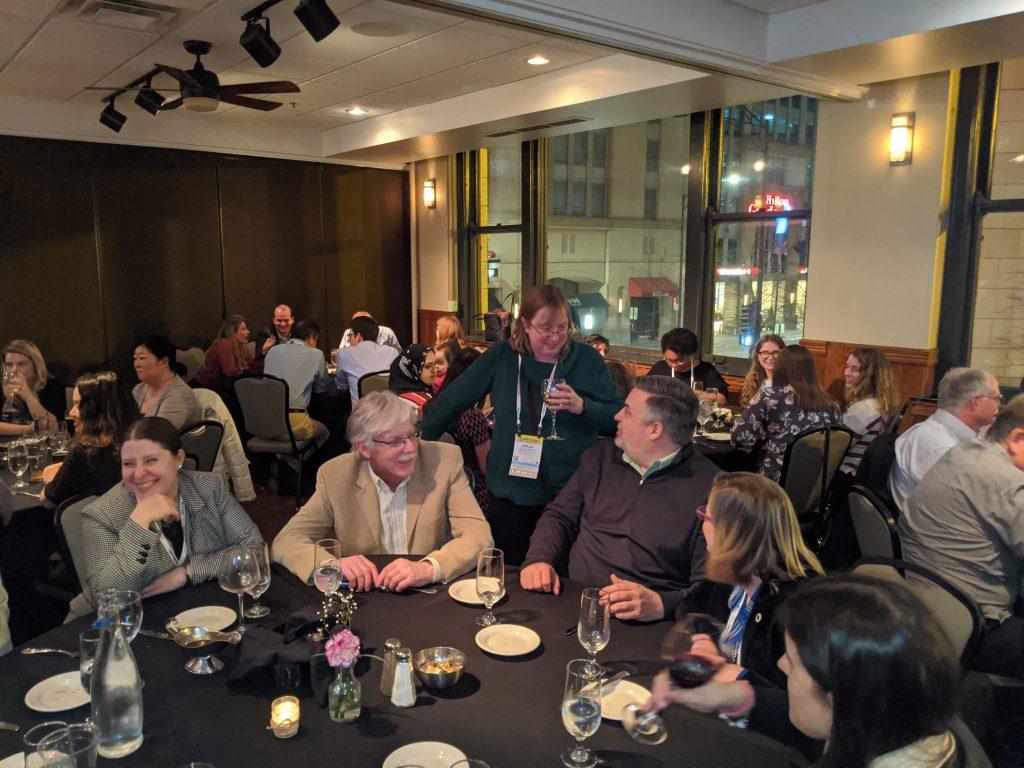 SEAC Reception 2020 at Pittcon (Chicago, IL) - 1
